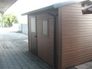 Casette Da Giardino In Alluminio : Casette da giardino coibentate in alluminio casetta in legno pvc