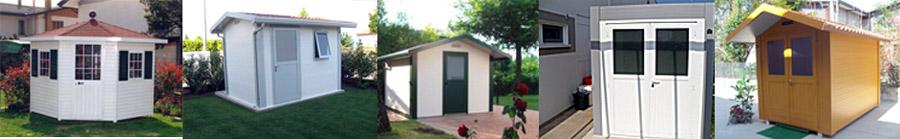 Vendita casette in alluminio per giardino che non hanno for Vendita laghetti per giardino
